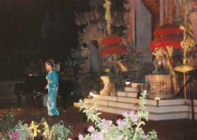 Concert in Bali