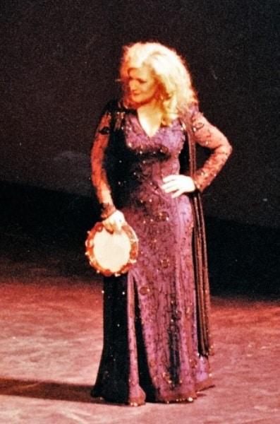 Concert in Spain